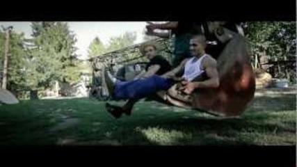 Igi Androvski, Pesho Malkia & Dim4ou - Statusa (official Video 2012)