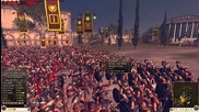 Rome 2: Total War Domination Tournament 2014 - Day 19/ Battle 16: Rome vs Macedon