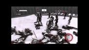 Ac Brotherhood: 104 kills Flawless All Weapons!