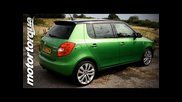 Skoda Fabia vrs review