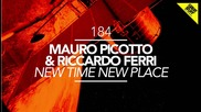 Mauro Picotto & Riccardo Ferri - New Time New Place (egbert Remix)