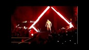 Ezekiel Jackson Entrance Smackdown 15.4.12