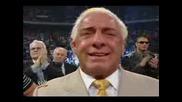 Ric Flair Final Goodbye on Raw 2/3