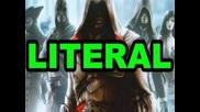 Assassin's Creed Brotherhood: Literal Trailer by Tobuscus (acb Machinima)