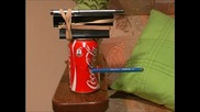 Super Binder Clips Mini-gun