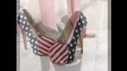 Red bottom high heel women's shoes