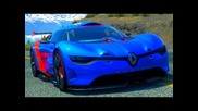 Lap Time : Onboard Renault Alpine A110-50 Sinclair Pass Canada 2015 Ps4