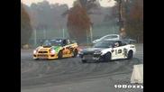 Bmw M3, Subaru Impreza, Nissan Silvia - Free Drift - Monza Speed Day 13/11/2011