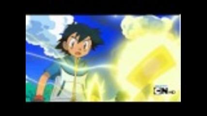Pikachu learn's Electro Ball
