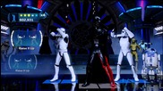 Kinect Star Wars: Galactic Dance Off - Little White Doves(extended)
