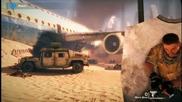 Spec Ops The Line Gameplay Bg Част 1 Пясъчната буря