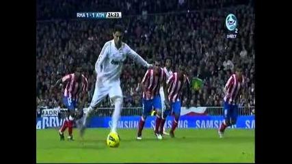 Real Madrid 4:1 Atletico Madrid