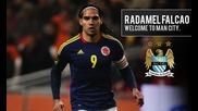 Добре дошъл в Манчестър Юнайтед Radamel Falcao