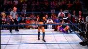 Madison Rayne and Odb vs. Gail Kim and Lei'd Tapa (december 19, 2013)