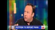 Alex Jones Piers Morgan Part 1. 1776 Will Commence Again' If Guns Taken Away