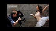 Lavazza Calendar 2012 ft Ellen von Unwerth, Albert Watson, Erwin Olaf: Making Of