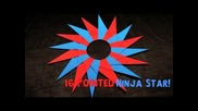 How to Make a 16-pointed Ninja Star (shuriken)