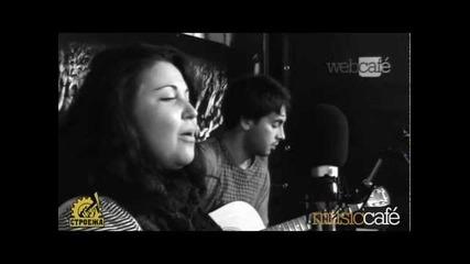 Деница - Feeling Good - Unplugged @ Music Cafe