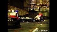 Need For Speed Most Wanted #5 Бягам от полиция най-вече