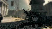 Sniper elite with dubstep music by Cooh