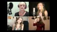 Страхотно изпълнение от Alexa, Dana, Kelly и Lisa - Grenade