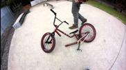 fit bike co Aitken S3.5 Frame Snap Matt King Dads Bmx