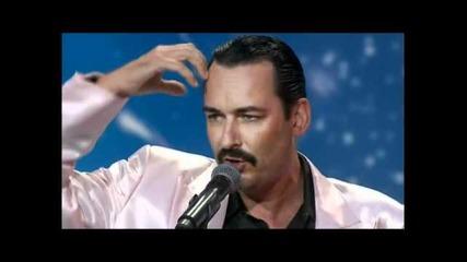 Австралия Търси Талант 2011-фреди Меркюри