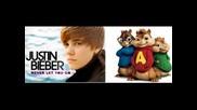 Somebody to Love- Justin Bieber Chipmunk Version New Song