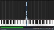 Synthesia-woodpecker Lullaby (deadman Wonderland)