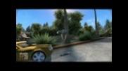Skate 3 - скок над кола