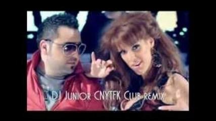 Vali G & Polina - In Club Pe Cub (dj Junior Cnytfk Club Remix)