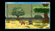 Naruto Mugen gameplay