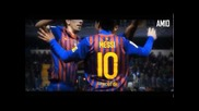 Lionel Messi - The King 2012