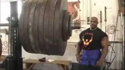 Ronnie, Coleman, training, gym, legs, muscles, champion, winner, mr