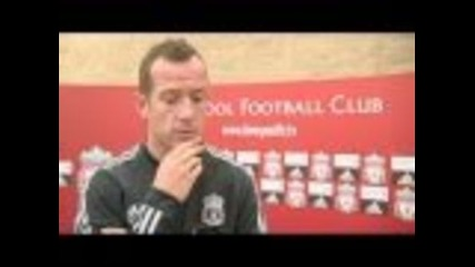 Charlie Adam - First Liverpool Interview (full Version) Lfc Tv 8th July 2011