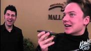 Conor Maynard Prank Calls a Fan!
