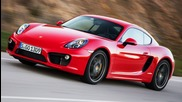 2014 Порше Кайман Ес (2014 Porsche Cayman S)