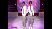 Incroyable Talent #3 : Les Twins