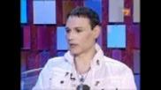 Красимир Аврамов пред Албена Вулева / Панаир на суетата