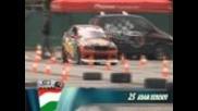 King of europe drift Series round 3 част 1