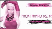 Nicki Minaj Vs. Psy - Gangnam Starships