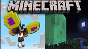Minecraft 1.5 Snapshot: Lunar Slime Cycle, Bug Bomb Tnt Drill, Detector Rail Animation 13w10a