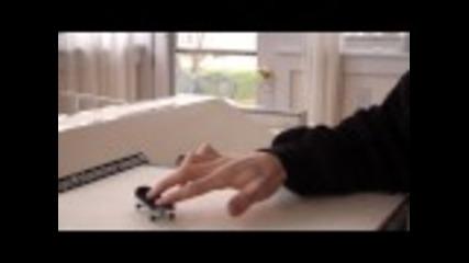 Finger bord triks