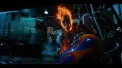 Ghost Rider- Ghost Riders in the sky