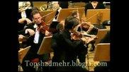 Дейвид Гарет на 14 години свири Моцарт