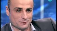 Димитър Бербатов събеседник по желание:всяка неделя