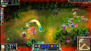 League Of Legends Zinox Tactic - Orianna and Darius Top!