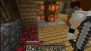 Minecraft Emerald - Episode 2 - Portal, Blaze & Ender chest