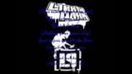Linkin Park- Hit the Floor W/ Lyrics