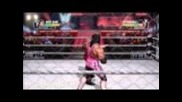 """Wwe All Stars Gameplay Steel Cage Match - Ricky """"the Dragon"""" Steamboat vs Bret """"the Hitman"""" Hart"""
